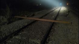 Train Sabotage