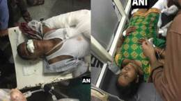 Amarnath Yatris injured in jehadi attack