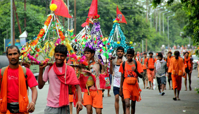 Food fascism during Kanwar Yatra?!?! No. Prevention of riots by those determined to attack every Hindu pilgrimage