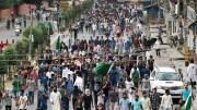 Abu Dujana protests