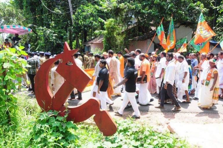 Jana Raksha Yatra: Saffron Balm for Wounded Kerala