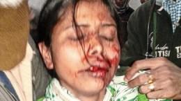 Looted Hindu Girl