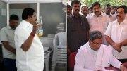 Karnataka Congress leader Narayanswamy