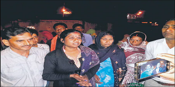 dalit woman pressurized for sex and marriage by judge Naeem Ansari in Jharkhand