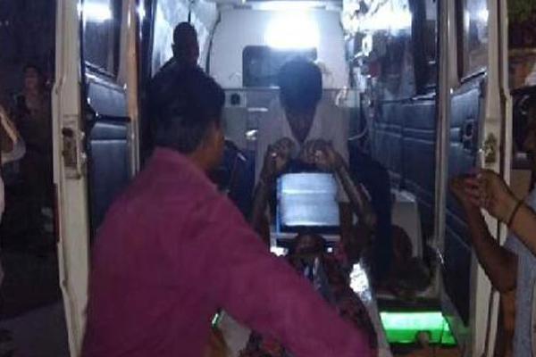 Azamgarh Dalit girl burnt alive