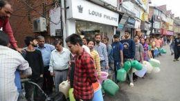Shimla's water crisis