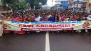 Sabarimala-protest-kerala #SaveSabarimala