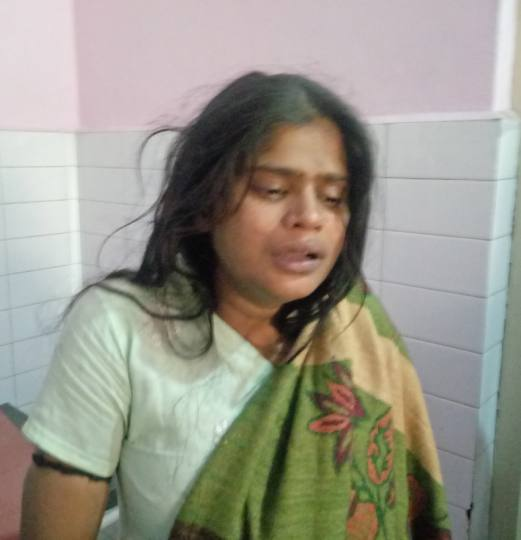 Hindu family attacked over land dispute by Muslim neighbours, acid allegedly thrown on daughter