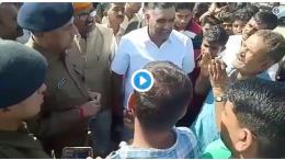 Congress supporters molest Hindu girls in Utambar