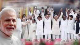 congress-mahagathbandhan-bjp