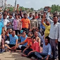 Trader's daughter abducted & forcibly converted to Islam, Gurgaon-Alwar highway jammed in protest