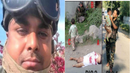 Pakistani propaganda Sopore encounter
