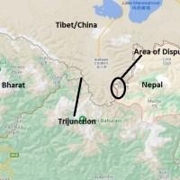 Nepal government jittery as China intrudes 3 KM inside Nepal near Tibet-Bharat border, bullies Nepali officers