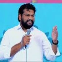 Pastor Shalem Raju says 'those messing with Christians will bite the dust' as there are lakhs of Christians in AP