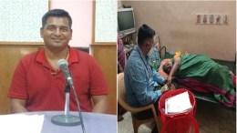 Dr Swaminathan