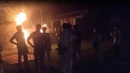 Purnia Muslim Mob Attack