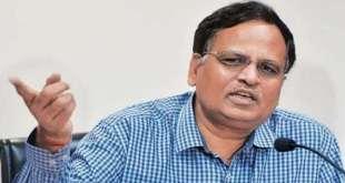 दिल्ली के स्वास्थ्य मंत्री का फिर से कोरोना टेस्ट ऑक्सीजन सपोर्ट सिस्टम पर अभी भी