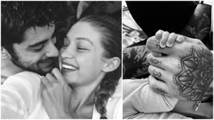 Gigi Hadid, Zayn Malik become parents, singer shares daughter's first pic: 'Thankful for life we will have together'