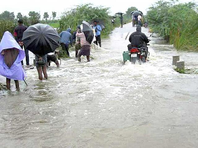 heavy rains for andhra pradesh