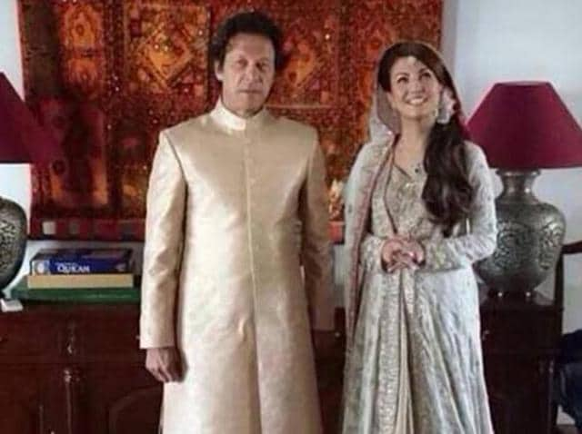 I Was Asked To Make Chapatis Stay Indoors Imrans Ex Wife Reham World Hindustan Times