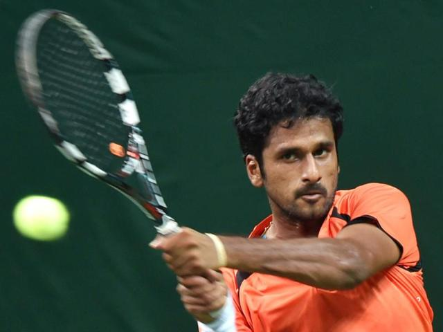 andhra tennis player saketh loses in challenger tennis tournament