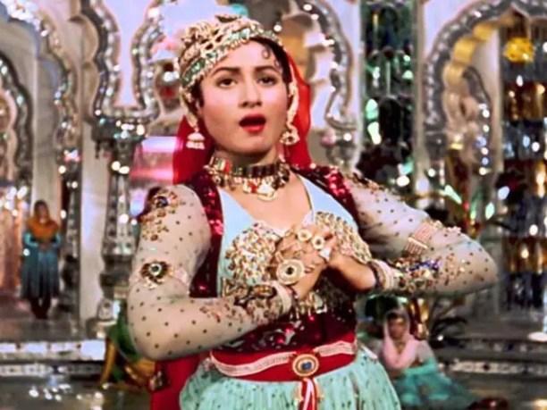 Anarkali in Mughal-e-Azam (Image Courtesy: Hindustan Times)