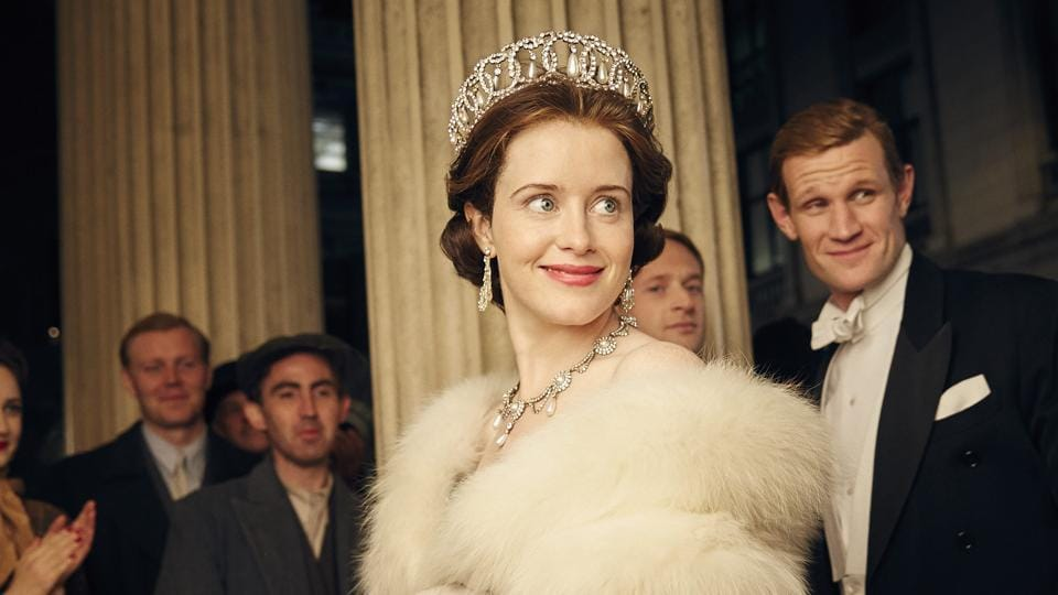 Image result for The Crown TV series