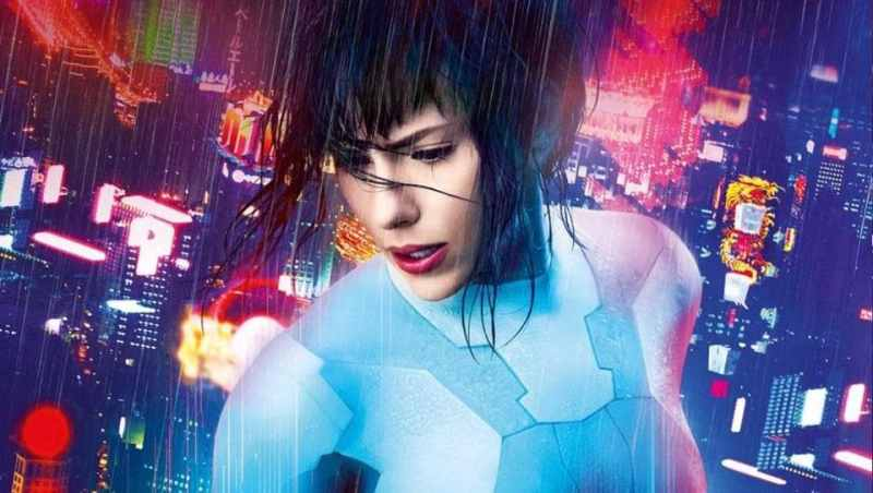 Image result for ghost in the shell movie