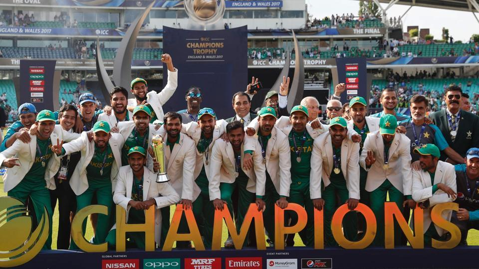 Image result for Pakistan champions