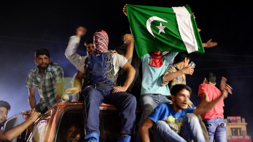 Image result for Kashmiris Were Tortured for Celebrating Pak Victory: FO