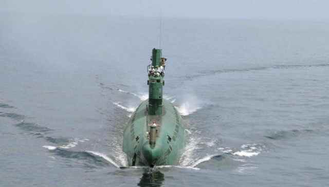 Image result for north korean submarine activity