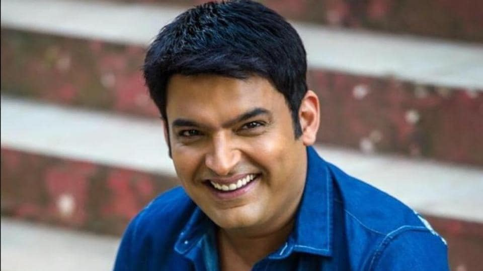 "Comedian Kapil Sharma has topped the ""McAfee Most Sensational Celebrities"" list 2017."