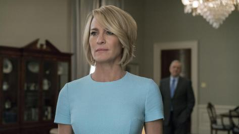 House of Cards S6 trailer met Robin Wright