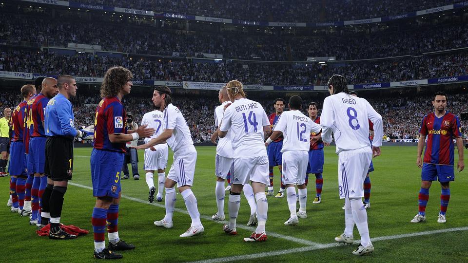 Guard Honour La Liga