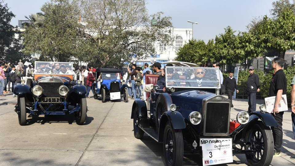 The National Green Tribunal (NGT) on Monday allowed vintage cars to ply on the roads for rallies and exhibitions in Delhi, with a few riders.