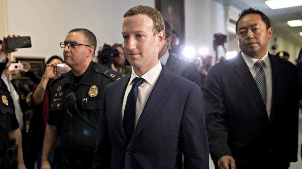 Facebook Executive Protection