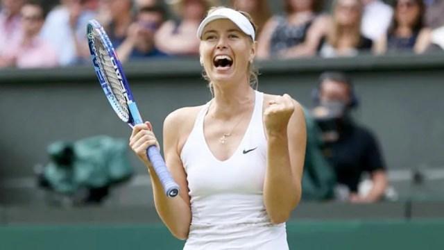Maria Sharapova Gears Up For Stuttgart Return