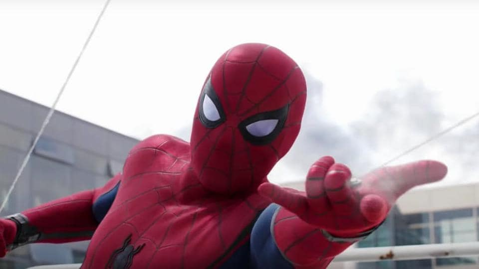 Spider Man Far From Home Leaked Set Pics Reveal Tom