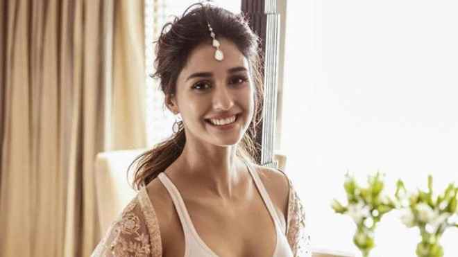 Disha Patani Loves Animal Have Pet Dog Goku