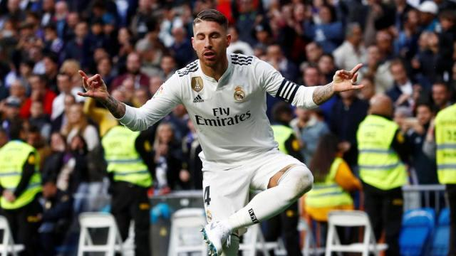 Image result for real madrid sergio ramos