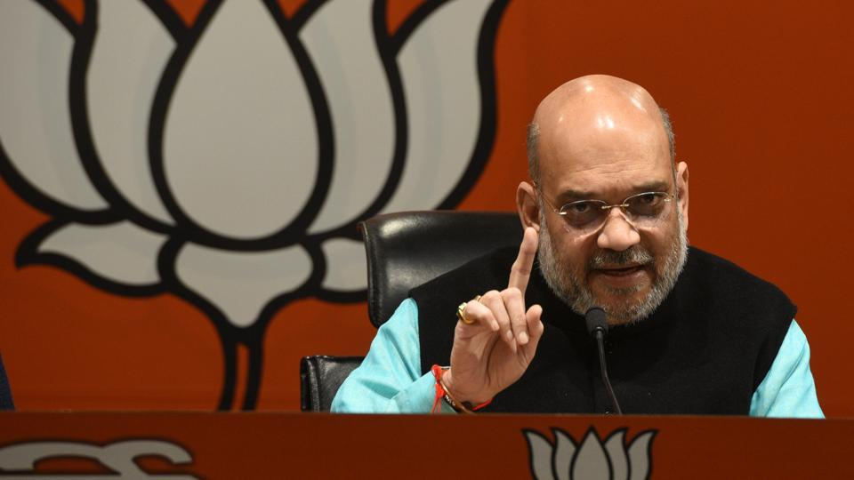 Image result for BJP lost 3 state elections but we are not defeated: Shah