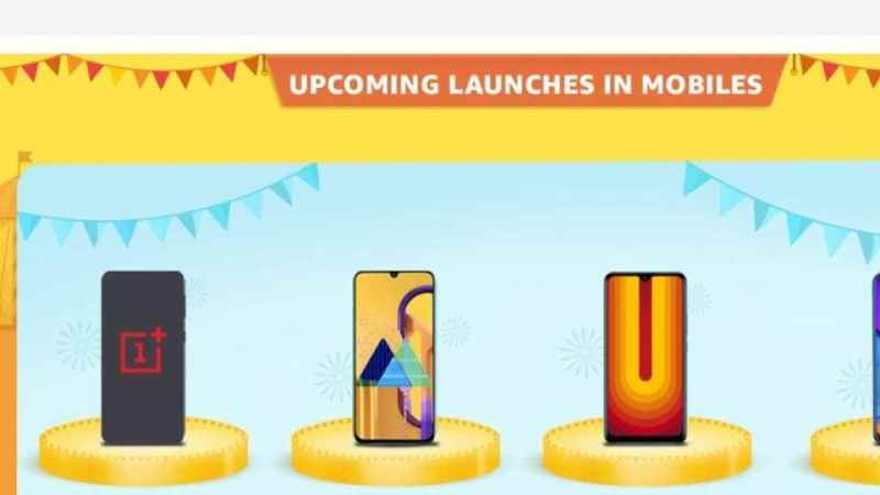 Amazon Great Indian Festival coming soon with these important launches