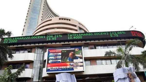 Sensex soars over 1,300 points to reclaim 39,000 level; Nifty above 11,500