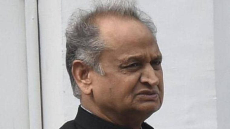 PressMirchi Rajasthan Chief Minister Ashok Gehlot.