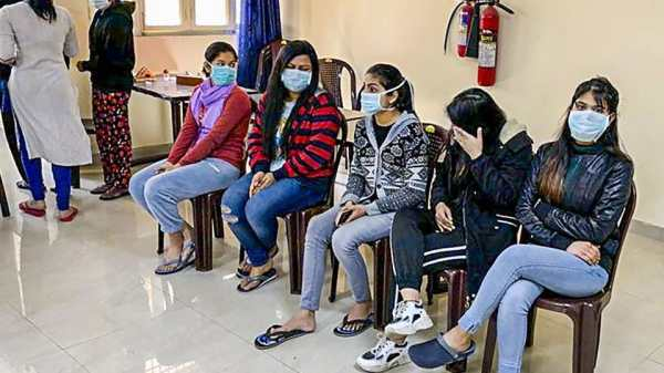 Coronavirus: All evacuees from Wuhan to be discharged from facilities