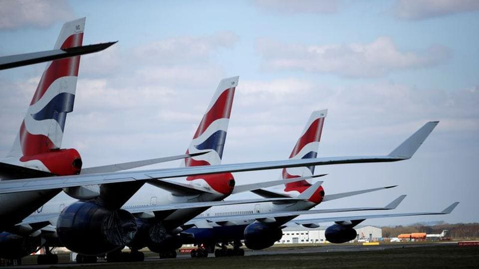 UK Considers 14-Day Quarantine on All Air Passengers