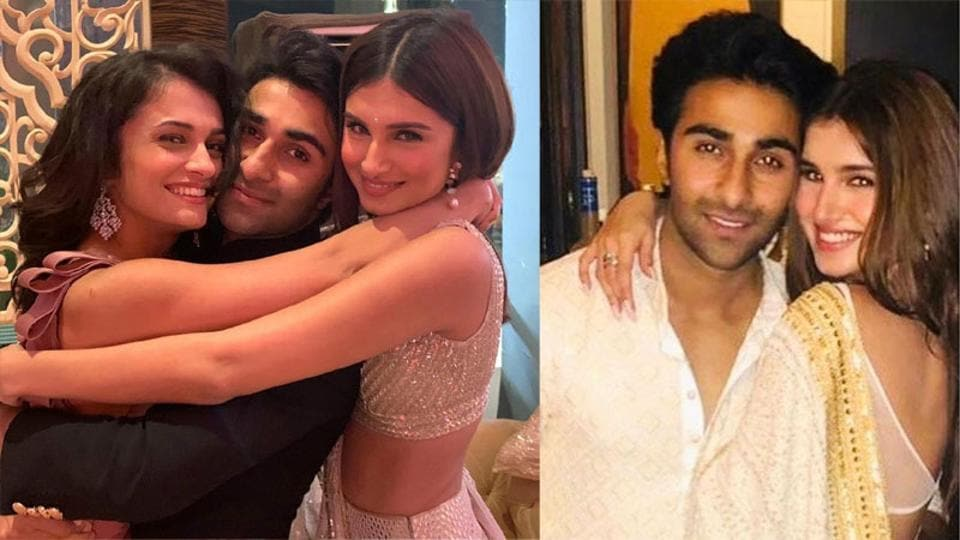 Tara Sutaria confirms relationship with Aadar Jain in her romantic publish on his birthday, says 'I really like you'. See pic – bollywood