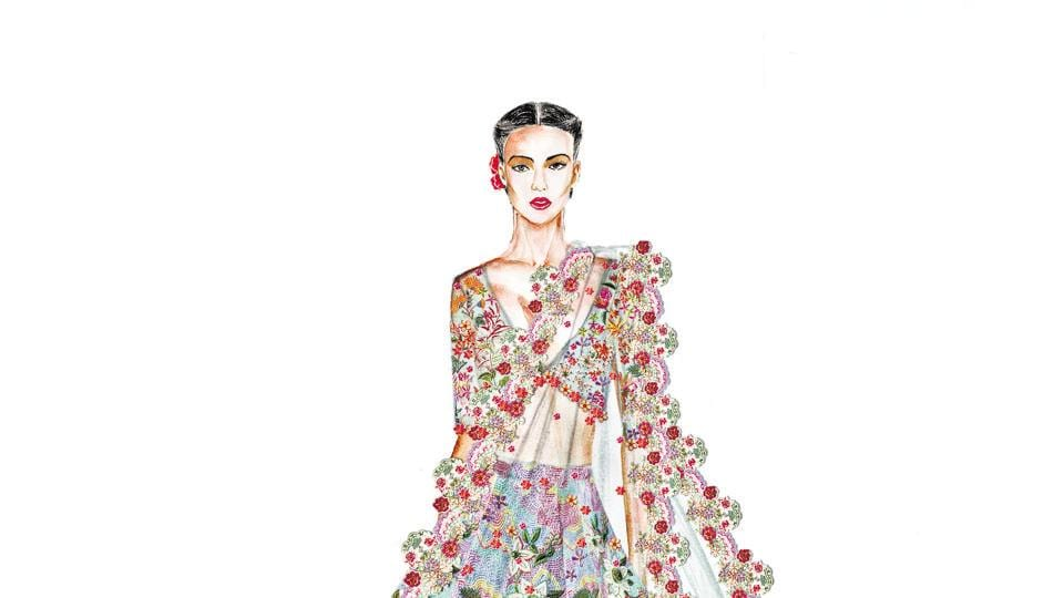 Indian couture's digital foray – fashion and trends