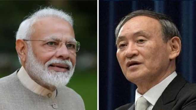 India and Japan have agreed to closely cooperate and develop the 5G and advanced technologies with US and Australia ramping up technological support.