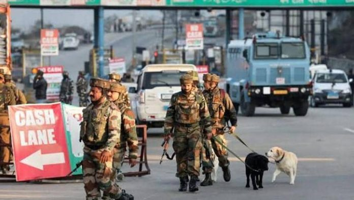 'Major terror strike' foiled, security forces gun down 4 JeM terrorists in Jammu Nagrota